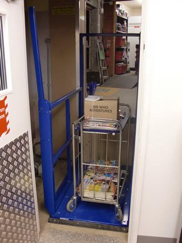 Goods Lifts Wymondham Norfolk