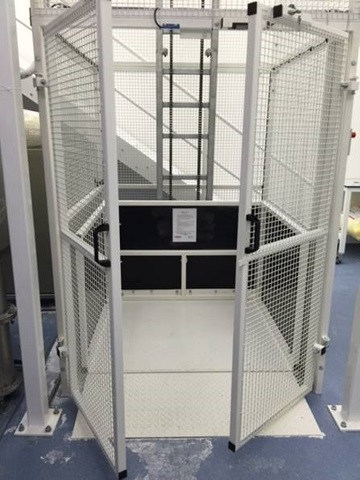 Goods Lift 250kg Paisley, Glasgow