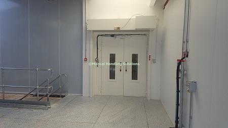 Mezzanine Goods Lift Enfield
