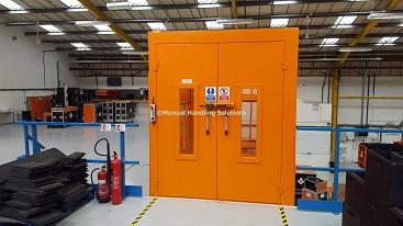 Goods Lift Tring Hertfordshire