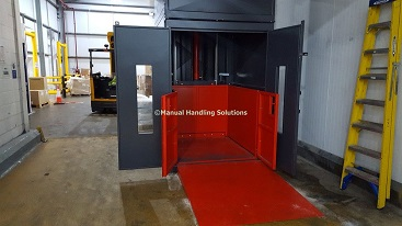 Mezzanine Goods Lifts Newark