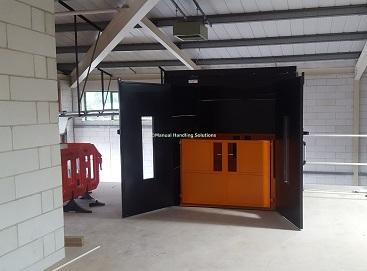 Mezzanine Goods Lifts Shepperton