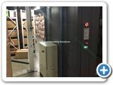 Goods Lift Control Panel