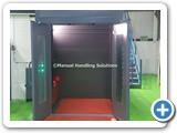Bespoke Goods Lift Design and Installation
