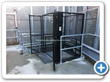 Outside Installation Goods Lift