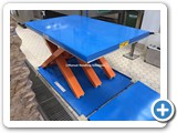 Low Profile Scissor Platform