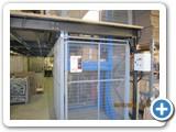 Mezzanine Floor Lifter- Manual Handling Solutions Goods Lift installed in Poole