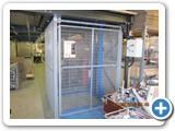 Mezzanine Floor Lifter- Manual Handling Solutions Goods Lift installed in Dorset