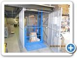 Mezzanine Floor Lifter- Manual Handling Solutions Goods Lift