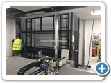 Large Platform Mezzanine Goods Lifts