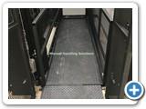 Mezzanine Goods Lifts Large Platform