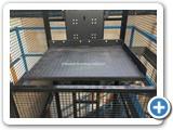 Handloaded Small Mezzanine Goods Lift