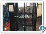 Mezzanine Goods Lift Handloaded Essex