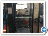 Mezzanine Goods Lifts Handloaded