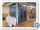 Mezzanine Goods Lifts 800kg with Attendant