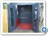 Mezzanine Goods Lifts with Attendant