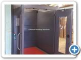 Mezzanine Goods Lifts with Attendant Controls