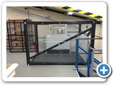 Mezzanine Floor Goods Lifts Saffron Walden