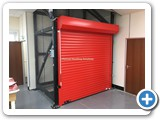 Mezzanine Goods Lifts Roller Shutter Door