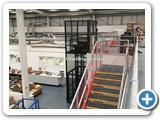 Mezzanine Floor Goods Lift 500kg Corby Northamptonshire