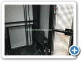 Compact Basement Goods Lift