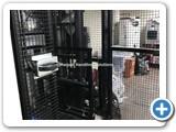 Compact Service Lift Basement