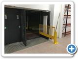 Mezzanine Goods Lift 500kg Peterborough