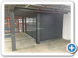 Mezzanine Goods Lifts Support Structure Peterborough