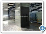 Mezzanine Floor Goods Lift Zinc