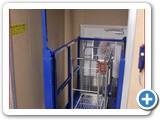 Goods Lift Installed at One Stop Shop Wymondham Norfolk