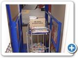 Goods Lift Installed in Wymondham
