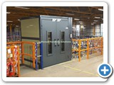 Goods Lift Hoist Mezzanine Northamptonshire
