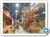 Goods Lift Logistics Facilities Northampton.