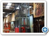 Goods Lift International Trading Estate
