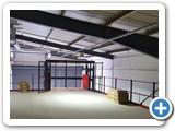 Mezzanine Floor and Goods Lift London