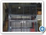 Specialist Goods Lifts For Mezzanine Floors London