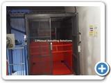 Hydraulic Mezzanine Goods Lift Sheffield