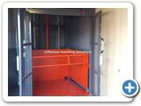 Mezzanine Floor Goods Lift Sheffield