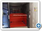 Mezzanine Goods Lift Sheffield 1000kg