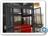 Hydraulic Mezzanine Goods Lift London