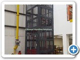 Manufacture Supplier Installation Goods Lift London