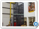 Mezzanine Goods Lifts at Manual Handling Solutions