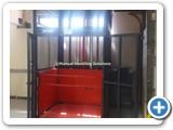 Mezzanine Goods Lift Warehouse Sussex