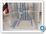 Mezzanine Floor Lifter- Fisher BioServices UK