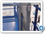 Mezzanine Floor Lifter- Goods Lift - Installed in Bishops Stortford