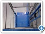 Goods Lift - installed at Fisher BioServices UK  Bishops Stortford