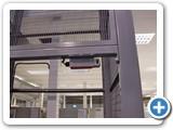 MHS Goods Lift - installed at Fisher BioServices UK  Bishops Stortford