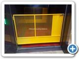 Goods Lift Platform Gate