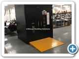 Specialist Mezzanine Goods Lift Design London
