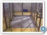 MHS Goods Lift installed in Telford